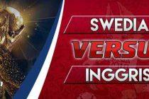 Nonton Swedia vs Inggris, TV Live Stream 21.OOWIB KlikPlay