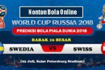 Nonton Swedia vs Swiss, TransTV Live Streaming FiFA 21.OOWib