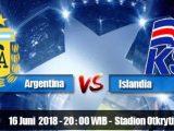 Prediksi Argentina vs Islandia