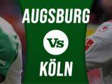 Prediksi Augsburg vs Cologne