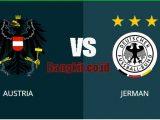 Prediksi Austria vs Jerman