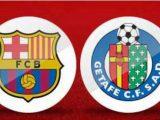 Prediksi Barcelona vs Getafe