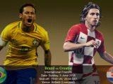 Prediksi Brasil vs Kroasia