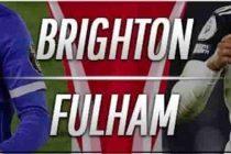 PrediksiBrighton vs Fulham