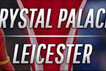 PrediksiCrystal Palace vs Leicester