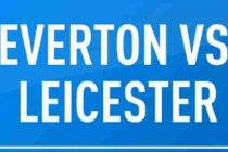 PrediksiEvertonvs Leicester