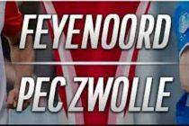 Prediksi Feyenoord vs PEC Zwolle