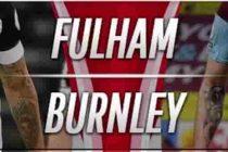 Prediksi Fulham vs Burnley