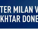 Prediksi Inter Milan vs Shakhtar Donetsk