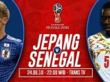 Prediksi Jepang vs Senegal, Nonton Langsung di Live Streaming TV