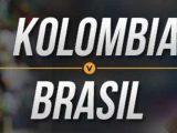 Prediksi Kolombia vs Brasil
