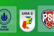 Prediksi Liga 2 PSCS Cilacap vs PSG Pati
