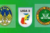 Prediksi Liga 2 PSIM Yogyakarta vs Hizbul Wathan