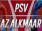 Prediksi PSV vs AZ Alkmaar