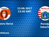 Prediksi Perseru vs Persija