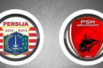 Prediksi Persija vs PSM Makassar
