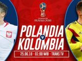 Prediksi Polandia vs Kolombia, Nonton Streaming TV Disini