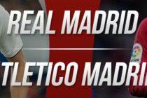 Prediksi Real Madrid vs ATM