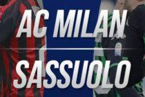 Prediksi Skor AC Milan vs Sassuolo