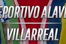 Prediksi Skor Alaves vs Villarreal