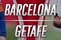 Prediksi Skor Barca vs Getafe
