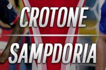 Prediksi Skor Crotone vs Sampdoria