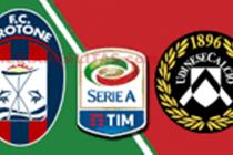 Prediksi Skor Crotone vs Udinese
