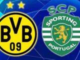 Prediksi Skor Dortmund vs Sporting CP