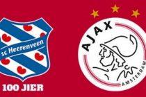 Prediksi Skor Heerenveen vs Ajax