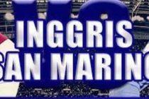 Prediksi Skor Inggris vs San Marino