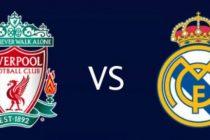 Prediksi Skor Liverpool vs Real Madrid
