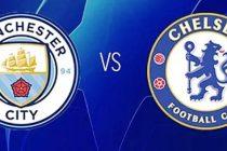 Prediksi Skor Man City vs Chelsea