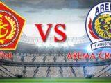 Prediksi Skor PS TNI vs Arema