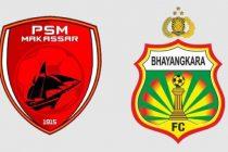 Prediksi Skor PSM vs Bhayangkara Solo