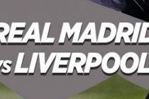 Prediksi Skor Real Madrid vs Liverpool