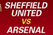 Prediksi Skor Sheffield vs Arsenal