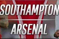 Prediksi Skor Southampton vs Arsenal