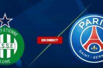 Prediksi Skor St. Etienne vs PSG