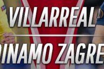 Prediksi Skor Villarreal vs Dinamo Zagreb