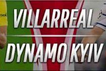 Prediksi Skor Villarreal vs Dynamo Kyiv