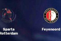 Prediksi Sparta Rotterdam vs Feyenoord