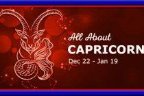 Ramalan Zodiak Capricorn Hari Ini