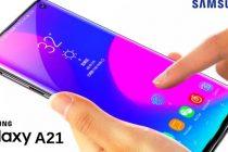 Samsung Galaxy A21 Dilengkapi 4 Kamera Belakang