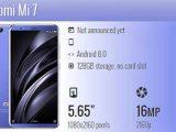 Spesifikasi Xiaomi Mi 7
