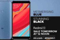Xiaomi Redmi Y2 Tampil Memukau Dengan Warna Biru dan Hitam