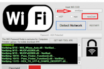 Cara Membobol Wifi Yang Dikunci Dengan Android dan CMD Laptop